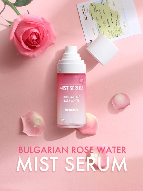 Heimish Bulgarian Rose Water Mist Serum 55ml