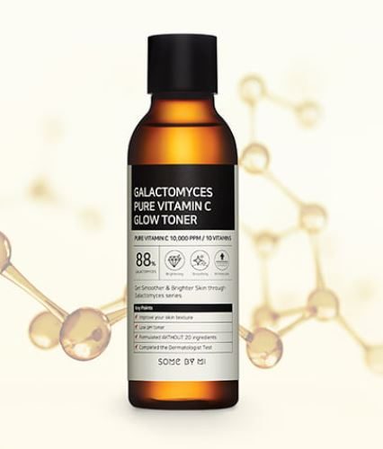 SOMEBYMI Galactomyces Pure Vitamin C Glow Toner 200ml