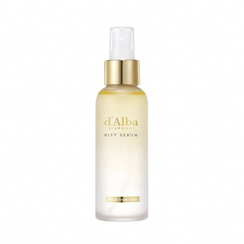 d'ALBA White Truffle Mist Serum 50 ml
