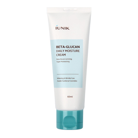 iUNIK Beta-Glucan Daily Moisture Cream 60 ml