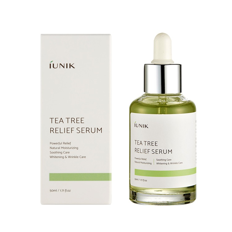 iUNIK Tee Tree Relief Serum 50ml