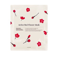 HYGGEE Active Red Flower Mask 35 ml
